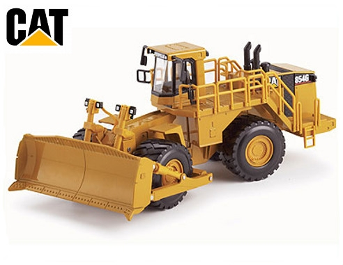 NORSCOT-CAT 854G WHEEL DOZER