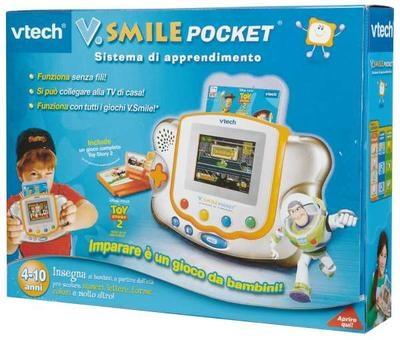 V smile pocket toy story - Console vtech vsmile pocket ...