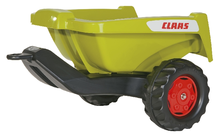 RIMORCHIO ROLLY KIPPER II CLAAS ROLLY TOYS