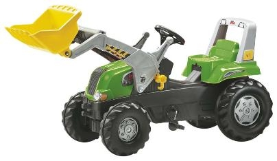 TRATTORE A PEDALI RT ROLLY TOYS