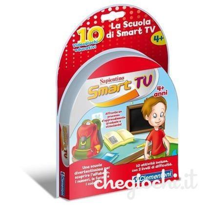 CLEMENTONI - CARTUCCIA SMART TV LA SCUOLA