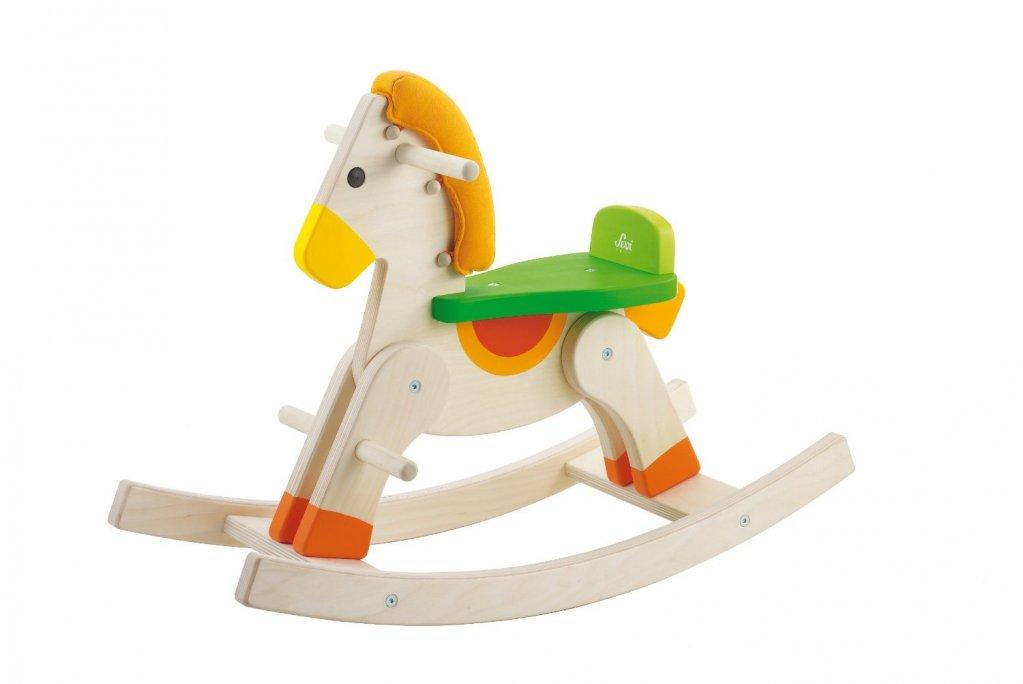 Cavallo A Dondolo Trudi Baby.Cavallo A Dondolo Baby Sevi Trudi