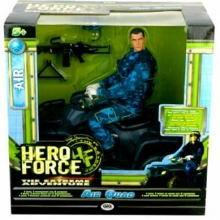 HERO FORCE-AIR QUAD CON PERSONAGGIO