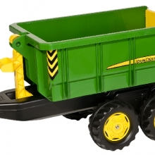 RIMORCHIO CONTAINER JOHN DEERE ROLLY TOYS