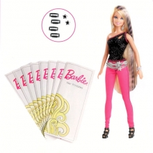 BARBIE MODA EXTENSION