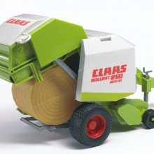 BRUDER 02121 IMBALLATRICE CLAAS ROLLANT 25