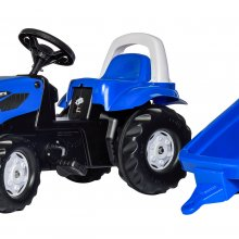 TRATTORE A PEDALI ROLLYKID LANDINI ROLLY TOYS
