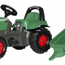 TRATTORE A PEDALI ROLLYKID FENDT ROLLY TOYS