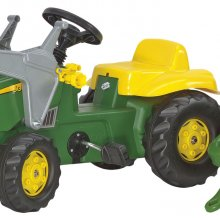TRATTORE A PEDALI ROLLYKID JOHN DEERE ROLLY TOYS