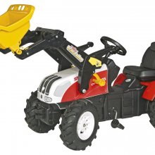 TRATTORE A PEDALI STEYR CVT 170 ROLLY TOYS
