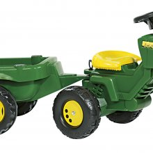 TRICICLO TRATTORE JOHN DEERE ROLLY TOYS