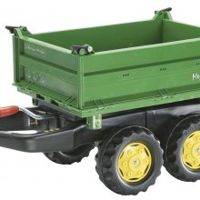 RIMORCHIO ROLLY TRAILER J.D. ROLLY TOYS