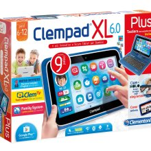 CLEMENTONI-CLEMPAD 6.0 PLUS 9