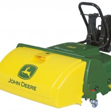 SPAZZATRICE SWEEPER JOHN DEERE ROLLY TOYS
