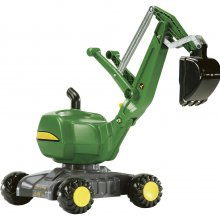 SCAVATRICE ROLLYDIGGER JOHN DEERE ROLLY TOYS