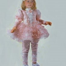 COSTUME CARNEVALE BABY BALLERINA 0/1 FANCY MAGIC