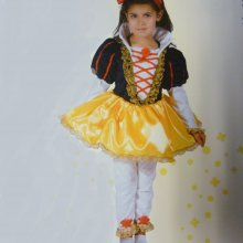 COSTUME CARNEVALE BABY BIANCANEVE 0/1 FANCY MAGIC