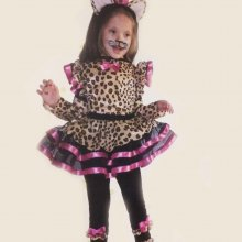 COSTUME CARNEVALE BABY LITTLE CAT 1/2 FANCY MAGIC