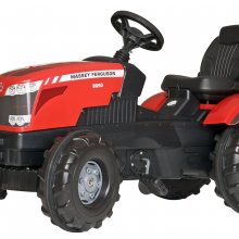 TRATTORE A PEDALI ROLLY FARMTRAC MF8650 ROLLY TOYS