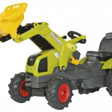 TRATTORE A PEDALI CLAAS AXOS 340 ROLLY TOYS