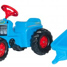 TRATTORE A PEDALI ROLLYKIDDY CLASSIC ROLLY TOYS