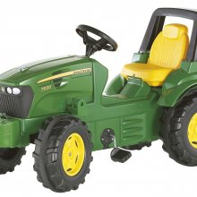 TRATTORE A PEDALI JOHN DEERE 7930 ROLLY TOYS