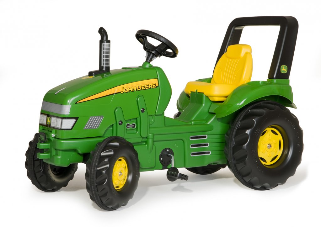 TRATTORE A PEDALI X TRAC JOHN DEERE ROLLY TOYS