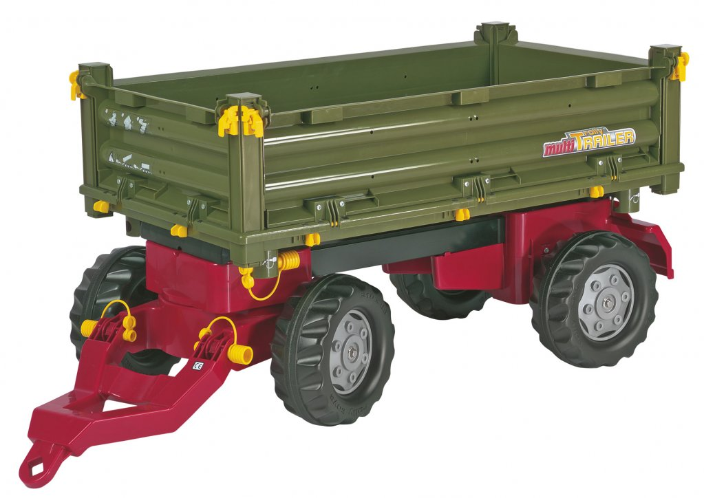 RIMORCHIO MULTITRAILER ROLLY TOYS