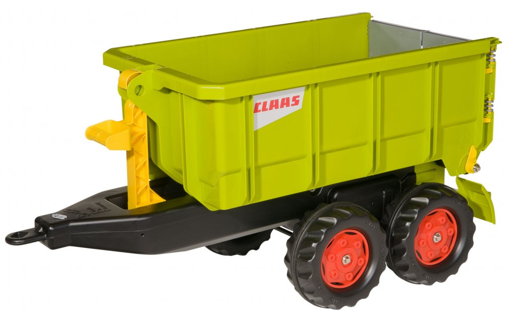 RIMORCHIO CONTAINER CLAAS ROLLY TOYS