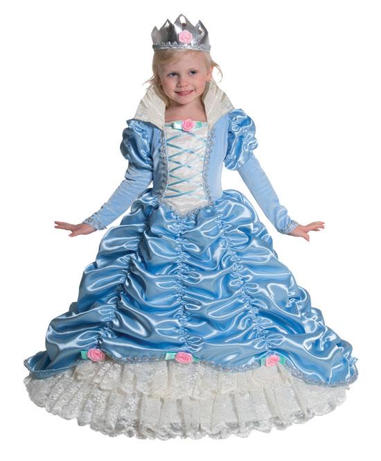 COSTUME CARNEVALE BABY PRINCIPESSA FANCY MAGIC