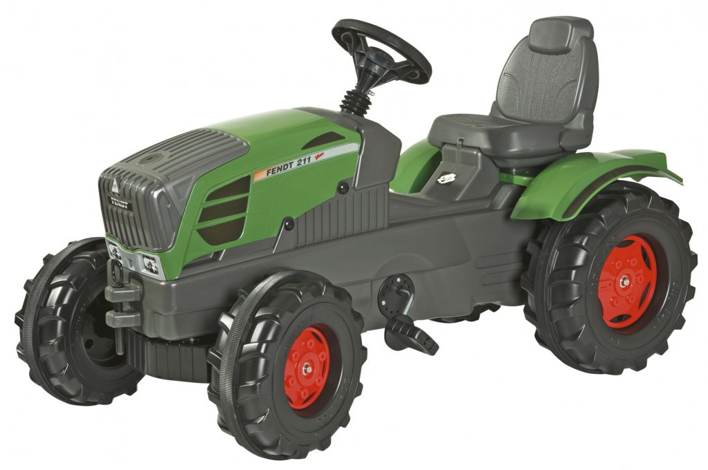 TRATTORE A PEDALI FENDT 211 VARIO ROLLY TOYS