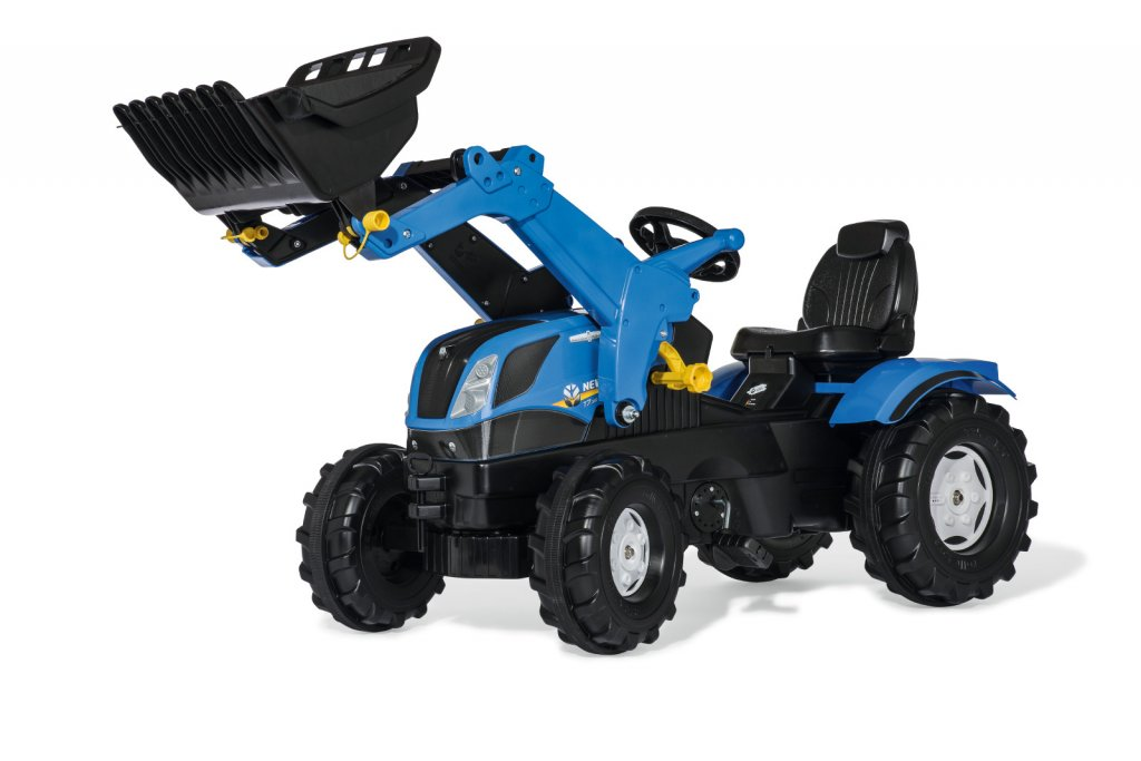 New Holland T7 trattore a pedali