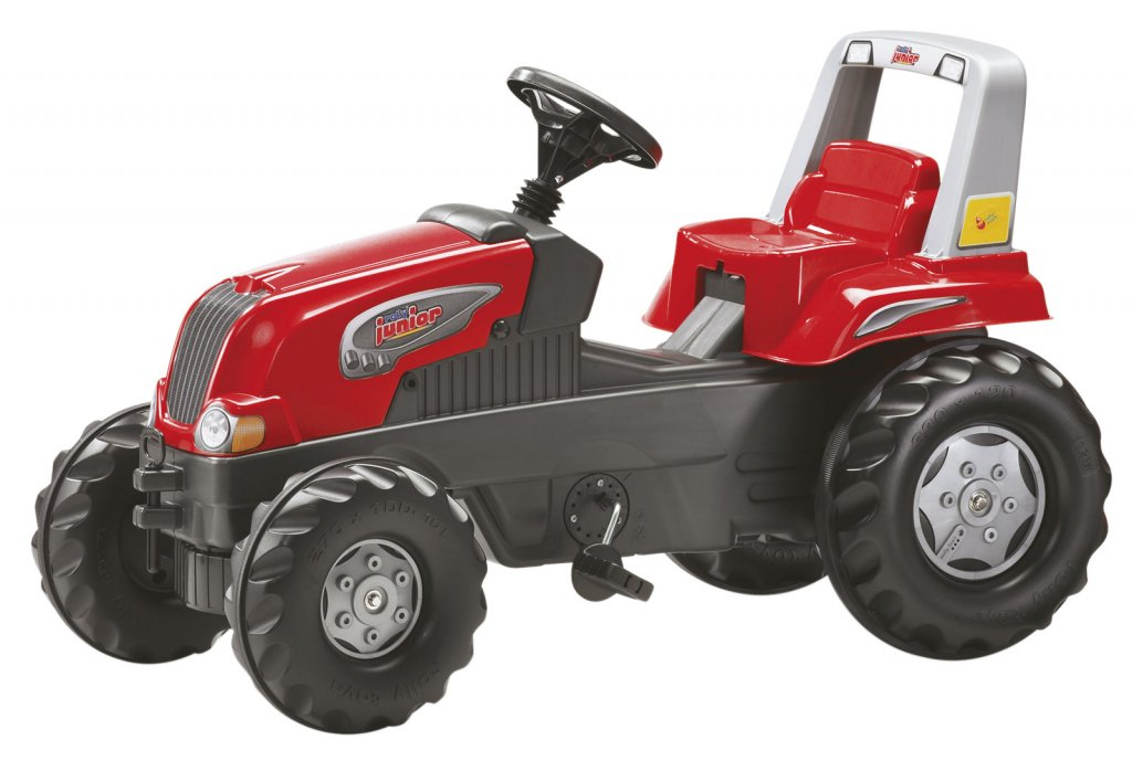 TRATTORE A PEDALI ROLLY JUNIOR RT ROLLY TOYS